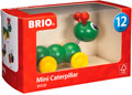 BRIO Push Along Mini Caterpillar