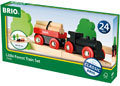 BRIO - Little Forest Train Set, 18 pieces