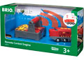 BRIO - Remote Control Engine, 2 pieces