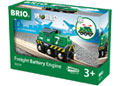 BRIO B/O - Freight Battery Engine