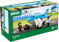 BRIO Vehicle - Airplane, 5 pieces