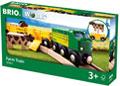 BRIO Train - Farm Train