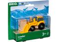 BRIO Vehicle - Loader, 2 pieces