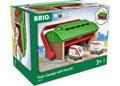 BRIO Destination - Train Garage w Handle, 3 pcs