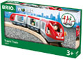BRIO Train - Travel Train, 5 pieces