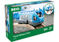BRIO B/O - Travel Battery Train, 3 pieces