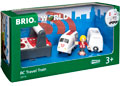BRIO B/O - RC Travel Train, 4 pieces