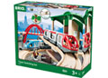 BRIO Set - Travel Switching Set, 42 pieces
