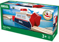BRIO Vehicle - Ferry Ship, 3 pieces