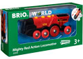 BRIO - Mighty Red Action Locomotive