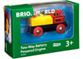 BRIO B/O - Two-Way Battery Powered Engine