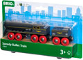 BRIO Train - Speedy Bullet Train, 2 pieces