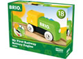 BRIO My First - My First Railway Battery Engine