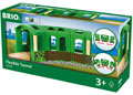 BRIO Tunnel - Flexible Tunnel, 3 pieces