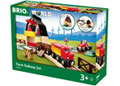 BRIO Set - Farm Railway Set, 20 pieces