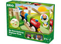 BRIO - My First Railway Beginner Pack, 18 pcs