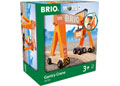 BRIO Crane - Gantry Crane, 4 pieces