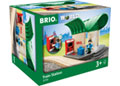 BRIO - Train Station, 4 pieces