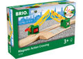 BRIO - Magnetic Action Crossing