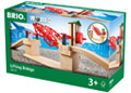 BRIO Bridge - Lifting Bridge, 3 pieces