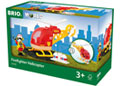 BRIO Vehicle - Firefighter Helicopter, 3 pieces
