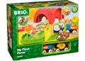 BRIO My First - My First Farm, 12 pieces
