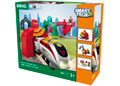 BRIO Smart Tech - Smart Engine Set with Action Tunnels