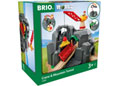 BRIO Tunnel - Crane and Mountain Tunnel, 7 pieces