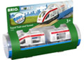 BRIO Train - Travel Train and Tunnel, 3 pieces