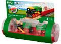 BRIO Train - Tunnel & Steam Train, 3 pieces