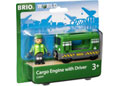 BRIO Vehicle - Cargo Engine with Driver