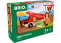 BRIO Vehicle - Safari Airplane, 3 pieces