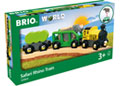 BRIO Train - Safari Train, 4 pieces