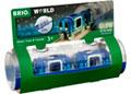 BRIO Train - Metro Train & Tunnel, 3 pieces
