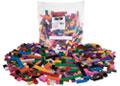 Strictly Briks - 12 Rainbow Colour Blocks - 672 pcs