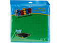 Strictly Briks - 10x10 Single Baseplate - Green