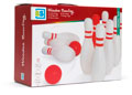 BS Toys - Red & White Bowling