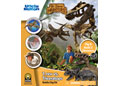 Dr Steve - Dino Battle Excavation Kit - T. Rex vs Triceratops