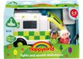 ELC - Happyland Lights & Sounds Ambulance