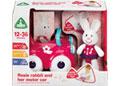 ELC - Toybox Rosie Rabbit & Her Car