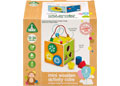 ELC - Wooden Small Activity Cube