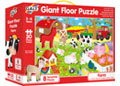 Galt - Farm Giant Floor Puzzle - 30pcs