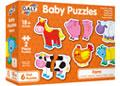 Galt – Baby Puzzles – Farm – 2pcs