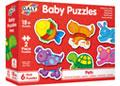 Galt – Baby Puzzles – Pets – 2pcs