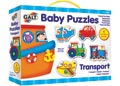 Galt – Baby Puzzles -Transport – 2pcs