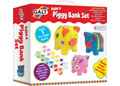 Galt - Paint a Piggy Bank Set