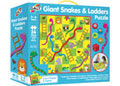 Galt - Giant Snakes and Ladders Puzzle
