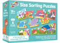 Galt – Size Sorting Puzzles