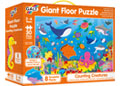 Galt - Counting Creatures Giant Floor Puzzle