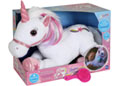 Gipsy - Magical Licabella Unicorn with Sound & Light 35 cm
